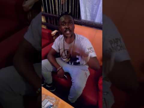 Guinea Mafia Empire (GME) @ viana city (Takana Zion's Show)