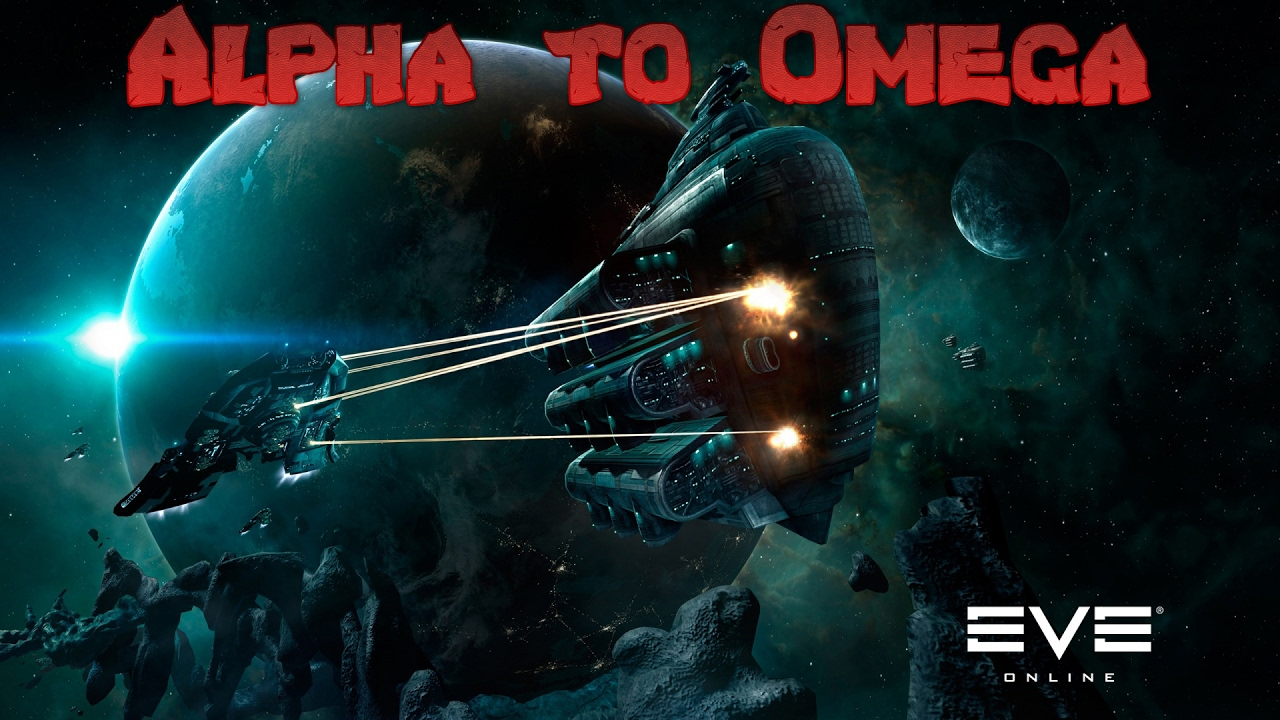 Eve Online - Alpha to Omega - How to scan + Wormhole newbie basics! Ep 6