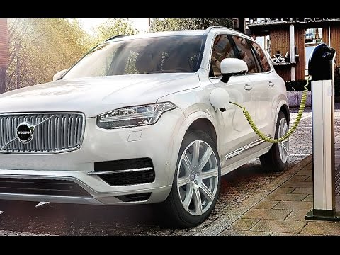 Volvo Xc90 Commercial >> Volvo Xc90 Hybrid Suv Volvo T8 Twin Engine First Tv Commercial Hd