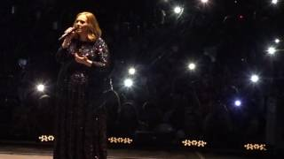 Baixar Adele -- Someone Like You -- Adele 2016 World Tour Lisbon MEO Arena HD -- 05/21/2016