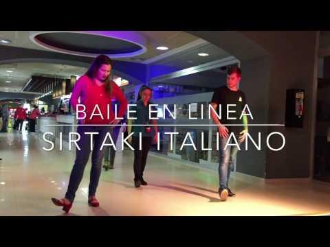 Baile en Linea - Sirtaki Italiano