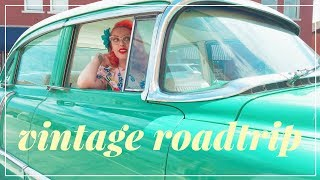 COME VINTAGE SHOPPING WITH ME!