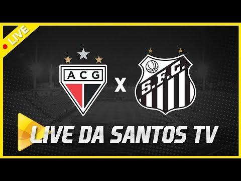 LIVE: ATLÉTICO-GO 1 X 0 SANTOS | COPA DO BRASIL (04/04/19)