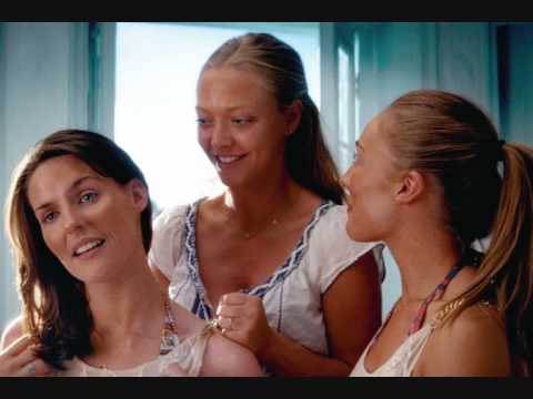 Amanda Seyfried  Hey Hey  Mamma Mia Soundtrack  With Lyrics