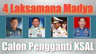 4 Laksamana Madya Calon Pengganti KSAL Kepala Staf TNI Angkatan Laut Ade Supandi