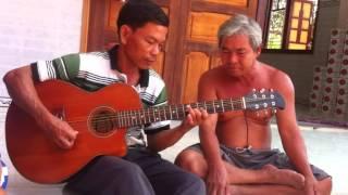Cô Thắm Về Làng Tân Cổ Guitar