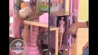 Kidkraft 65082 mijn droom Poppenhuis - Sprookjessalon