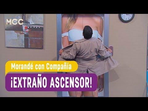 ¡Extraño ascensor! - Morandé con Compañía 2017
