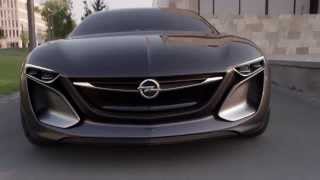 Opel Monza Driving Review   AutoMotoTV
