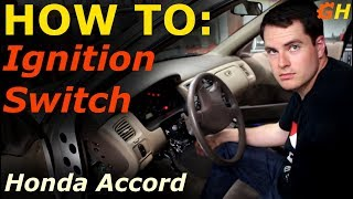 Ignition Switch Replacement | 1998 Honda Accord