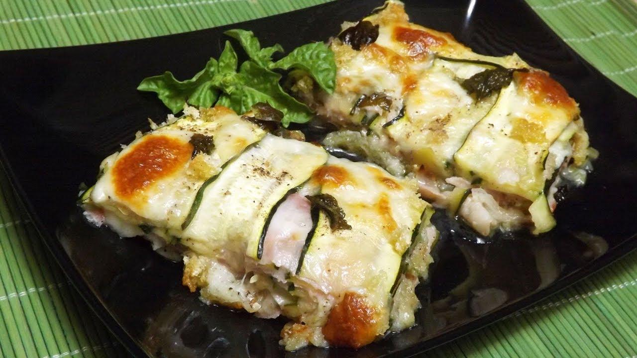 Parmigiana Di Zucchine Bianca Facile E Veloce