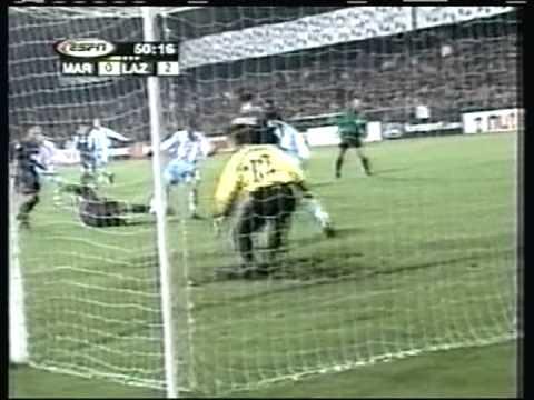1999 (October 19) Maribor (Slovenia) 0-Lazio (Italy) 4 (Champions League)