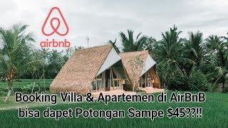 Gambar cover Cara Booking Villa & Apartemen Lewat AirBnb