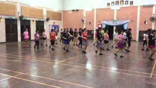 Tenggie Ku (Leave Me) Line Dance