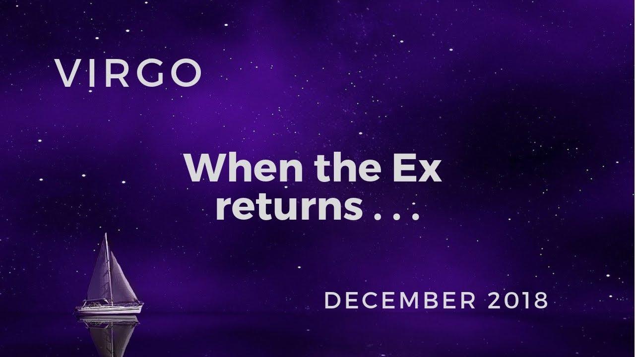 VIRGO: When the Ex returns       December 2018