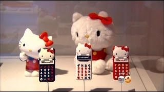 Hello Kitty Takes Over Museum In Downtown Los Angeles