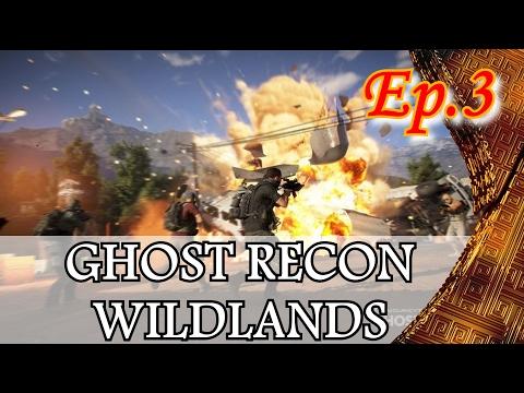 Ghost Recon Wildlands - Ep3 - Tirs de Mortiers - Beta Fermé