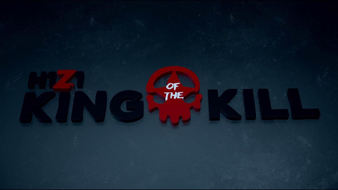 wallpaper engine - 3d/4k@60 - h1z1 king of the kill logo - youtube