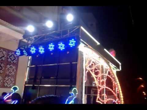 maharaja light & sound -barat dj band -9981033784 shivpuri