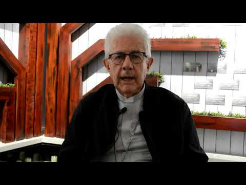 Mensaje de despedida a las mujeres de Monseñor Camilo Castrellón
