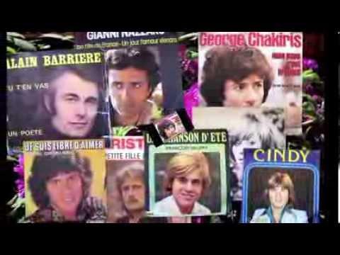 Medley de chansons romantiques françaises des années 70