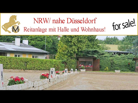 Reitanlage, Reitstall, NRW, Düsseldorf Zu Verkaufen!