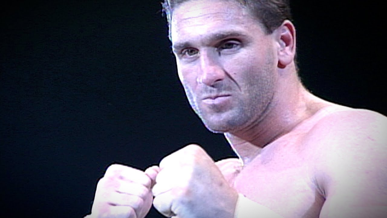 Ken Shamrock vs Bas Rutten - Pancrase: Eyes of Beast 2 (1995)