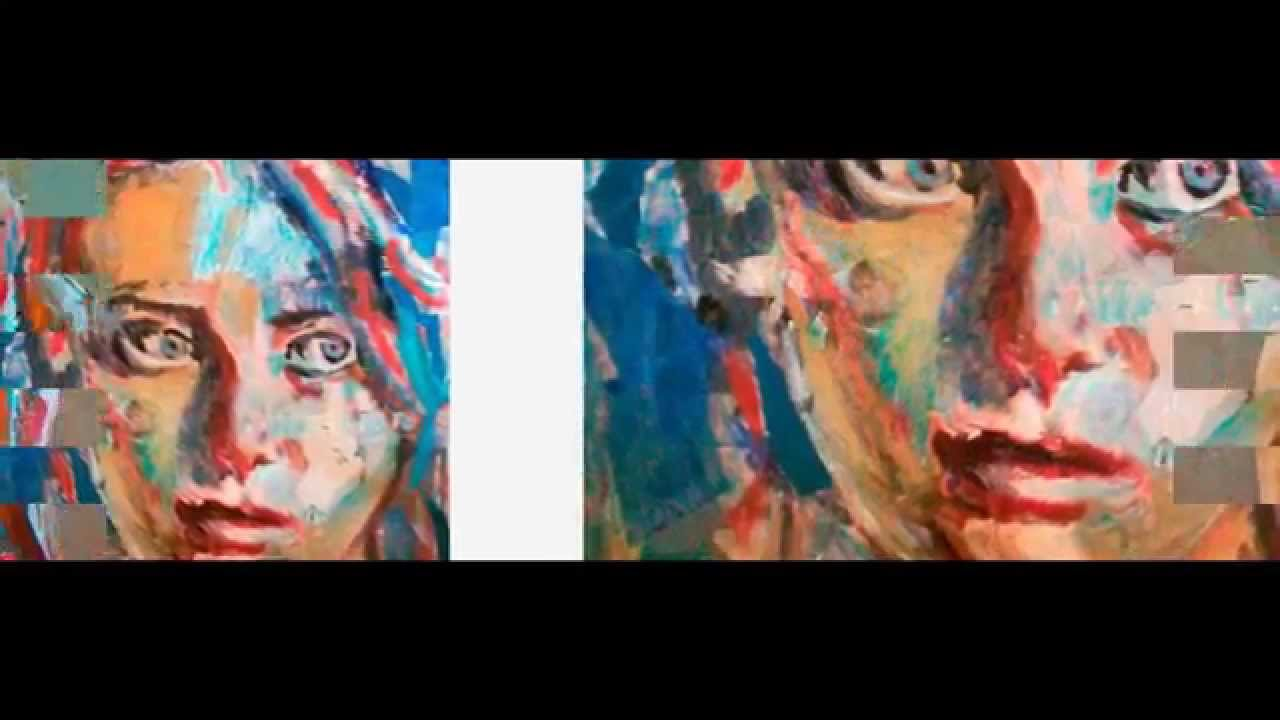 Tableaux Dartiste Peintre Portraits Dhommes Et Femmes Par Aurélie