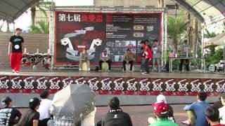 第七屆真愛盃locking組16取8 小天 vs ft acai win