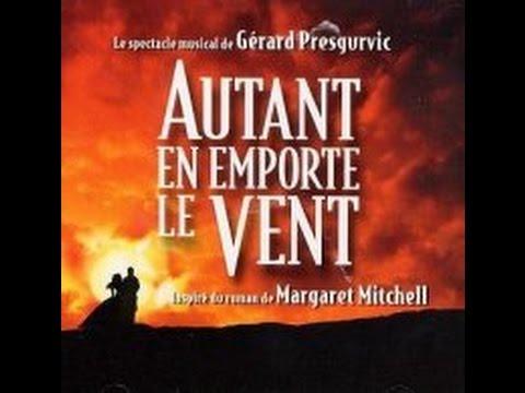 Autant En Emporte Le Vent - Comédie Musicale - Septembre 2003