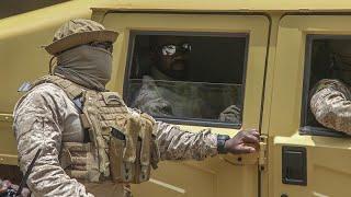 В Мали погибли французские военнослужащие