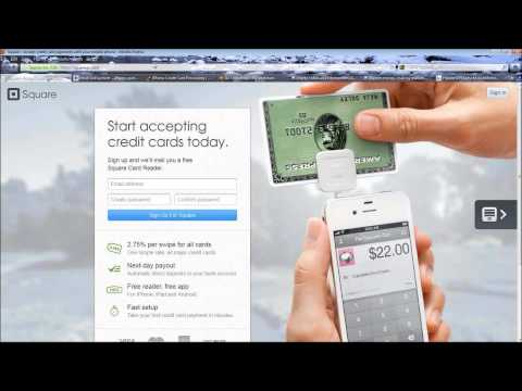 How to accept credit card payments anywhere using your mobile phone