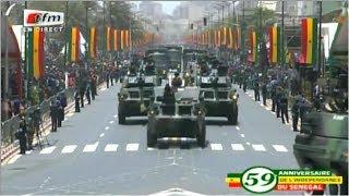 Indépendance : Suivez en direct le défilé du 4-Avril