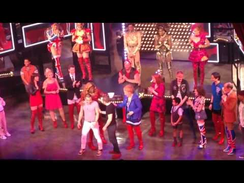 Kinky Boots- Marriage Proposal on Broadway, 02/14/2016