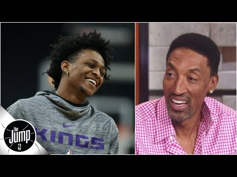 Scottie Pippen getting excited about Kings, says they