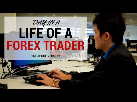 Forex trader salary singapore