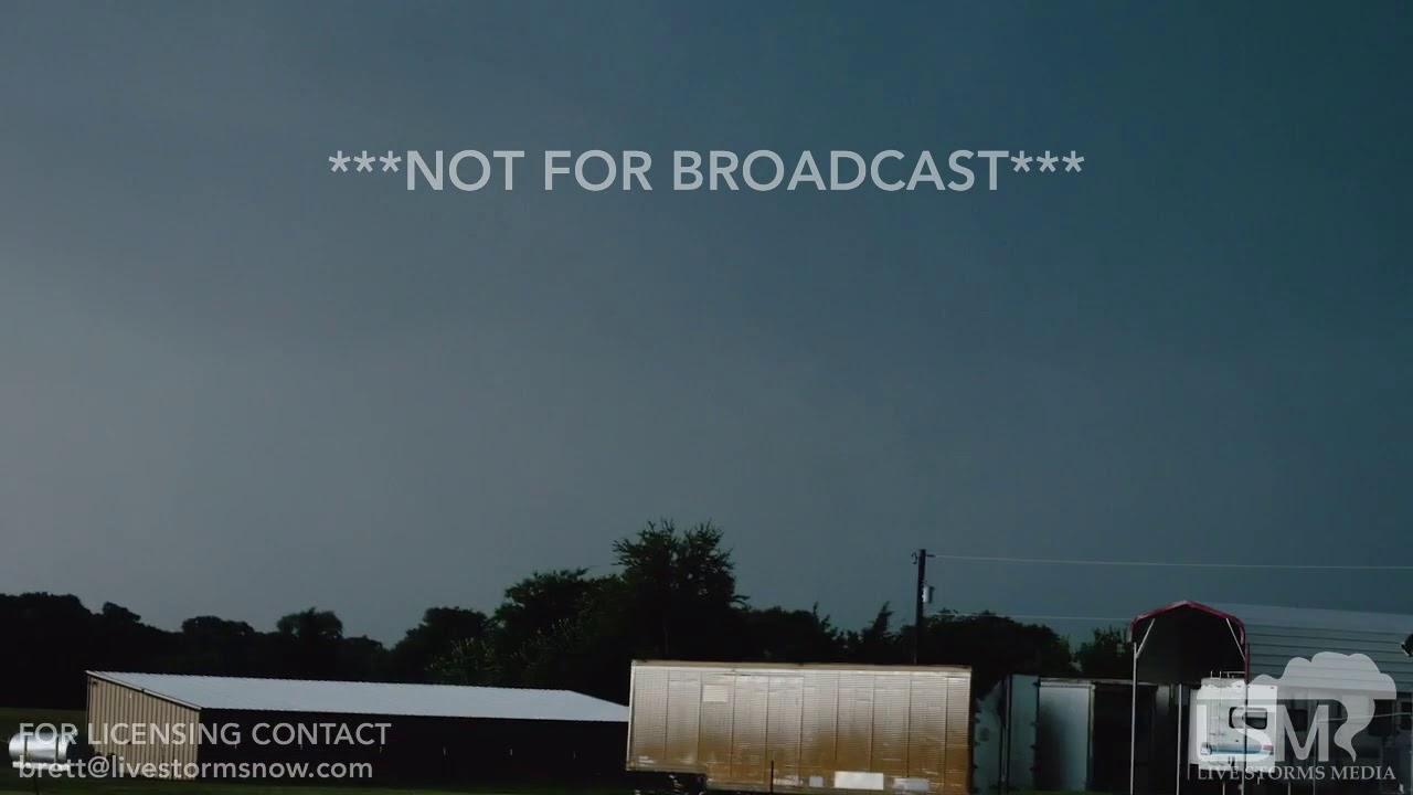 06 19 19 Greenville, TX   Possible Tornado