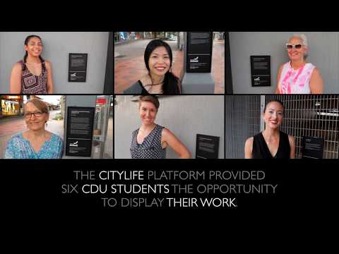 CDU Students & Darwin CITYLIFE Platform - Extended Version