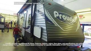 Heartland-Prowler Lynx-30 LX