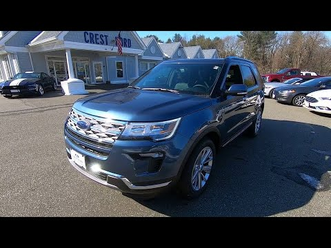 2019 Ford Explorer Niantic, New London, Old Saybrook, Norwich, Middletown, CT 19EX71