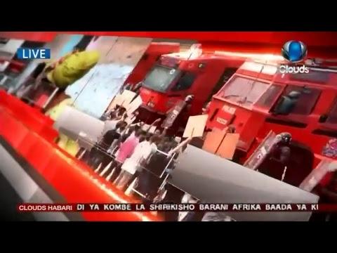 Clouds TV Habari Live Stream
