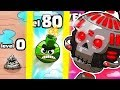 HOW STRONG IS THE MOST EXPLOSIVE BOMB EVOLUTION? (999+ HIGHEST LEVEL) l BIG BANG Evolution #2
