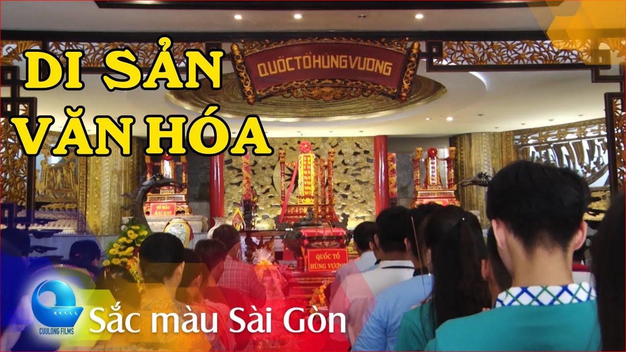 Di sản văn hóa Việt Nam | Khám phá hầm bí mật cất giấu 2 tấn vũ khí thời chiến | Sắc màu Sài Gòn