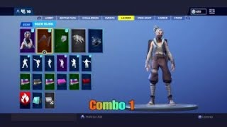 Best Combos for the Kuno Skin Fortnite
