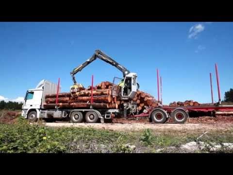 Euro Extendable Log Trailer In Australia