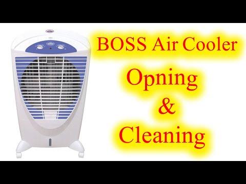 Air Cooler Repair and Cleaning in Hindi/Urdu