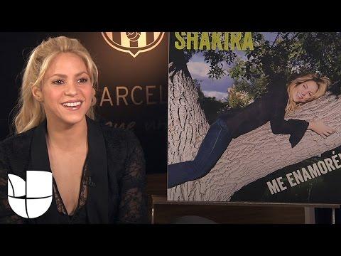 Exclusiva: Shakira habla sobre los tres hombres de su vida y como la maternidad la cambió por comple
