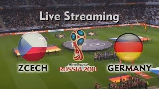 CZECH REPUBLIC VS GERMANY / LIVE STREAM HD / World Cup 2018 Qualification Europe