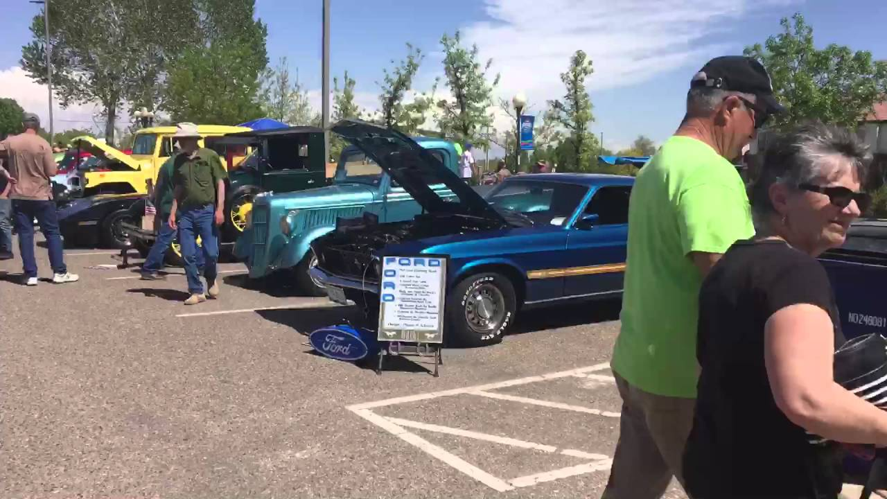 Outlaw Riverwalk Car Show YouTube - Pueblo car show