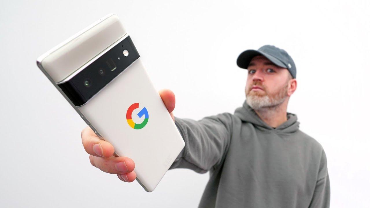 Download Google Pixel 6 Pro Unboxing...